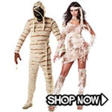 Picture for category Mummy Couple Costumes