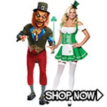 Picture for category Leprechaun Couple Costumes