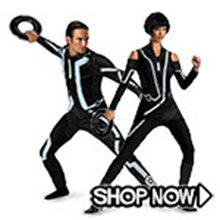 Picture for category Tron Couple Costumes