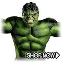 Picture for category The Hulk Costumes