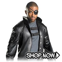 Picture for category Nick Fury Costumes