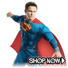 Picture for category Superman Costumes