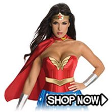 Picture for category Wonder Woman Costumes