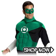 Picture for category Green Lantern Costumes