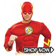 Picture for category The Flash Costumes