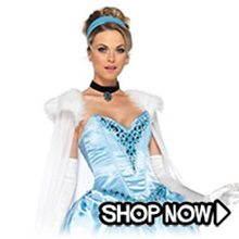 Picture for category Cinderella Costumes