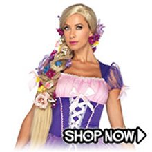 Picture for category Rapunzel Costumes