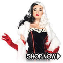 Picture for category Cruella De Vil Costumes