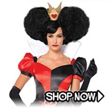 Picture for category Queen of Hearts Costumes