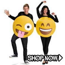 Picture for category Emoji Group Costumes