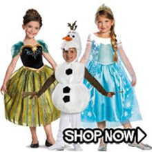Picture for category Disney Frozen Group Costumes
