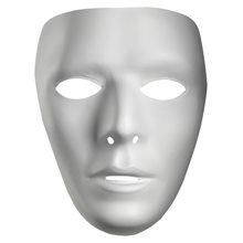 Picture of Blank Male Adult Mask