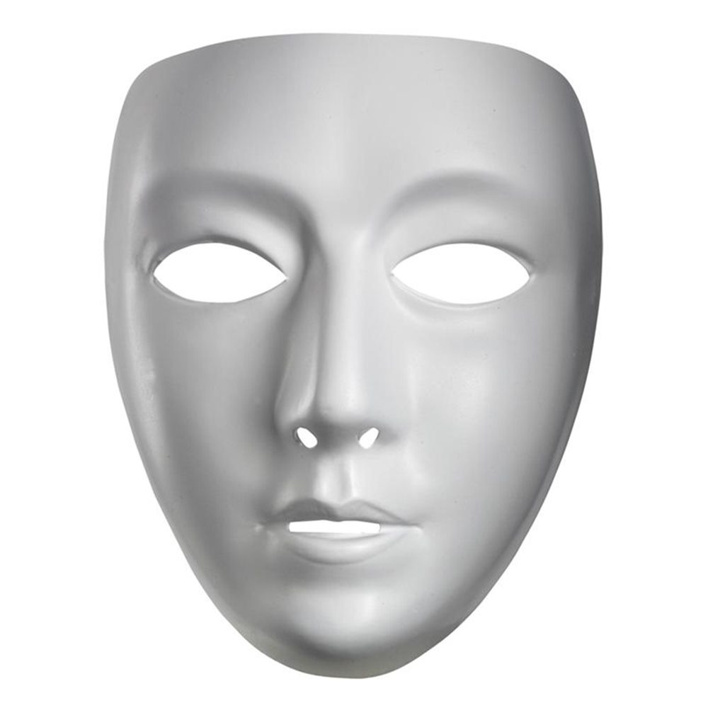 Picture of Blank Female Mask