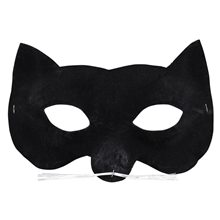 Picture of Velvet Cat Eye Mask