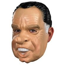 Picture of Politically Incorrect Nixon Mask