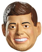 Picture of Politically Incorrect Kennedy Mask