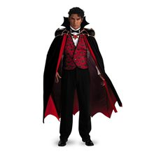 Picture of Evening Vampire Costume