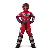 Picture of Motocross Rider Costume