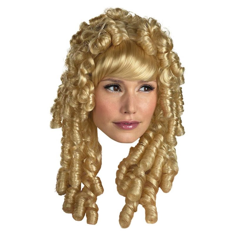 Picture of Blonde Curls Wig