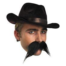 Picture of Facial Hair Gambler Moustache