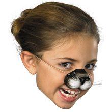 Picture of Nose'N Around Black Cat Nose
