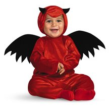 Picture of Little Devil Infants Costume