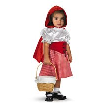 Picture of Red Riding Hood Infant Costume