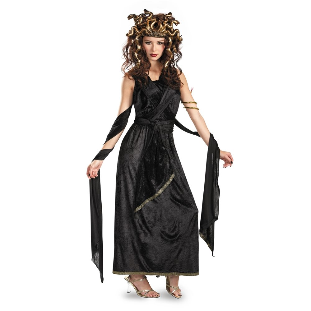 Picture of Medusa Deluxe Adult Womens Costume