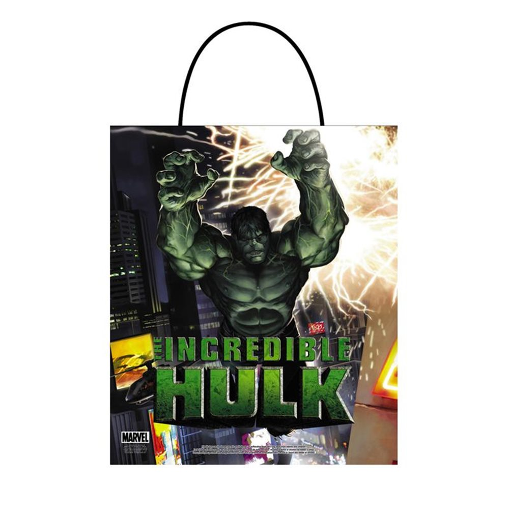 Picture of Marvel  Incredible Hulk Treat Bag