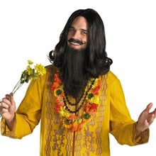 Picture of Love Guru Wig and Beard
