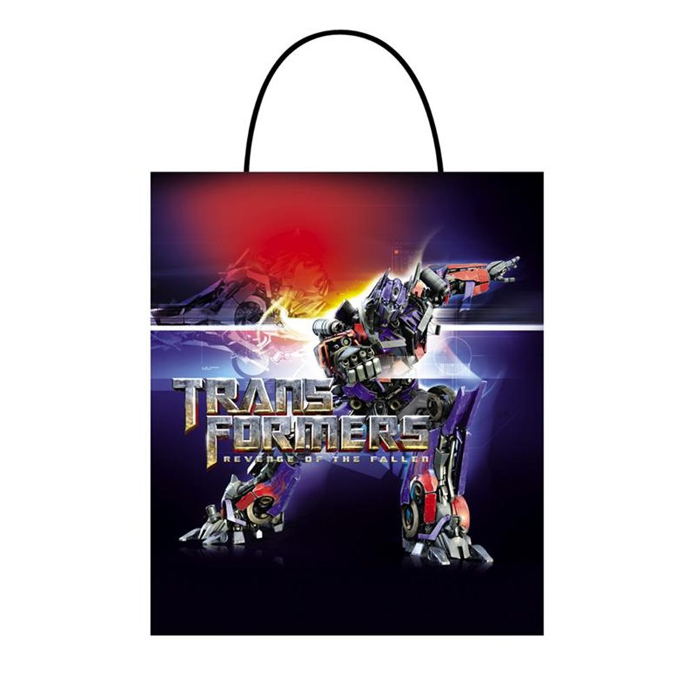 Picture of Transformers: Revenge of the Fallen Transformers Movie Treat Bags