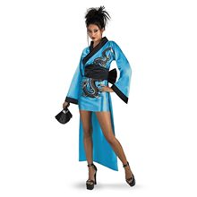 Picture of Dragon Geisha Adult Womens Costume