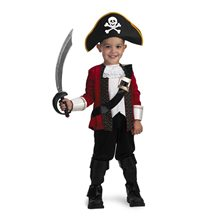 Picture of Deluxe El Capitan Toddler Costume
