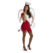 Picture of Hottie Totties Heavenly Devil Costume