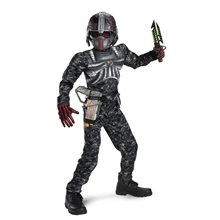 Picture of Operation Rapid Strike Recon Commando Classic Muscle Child Costume