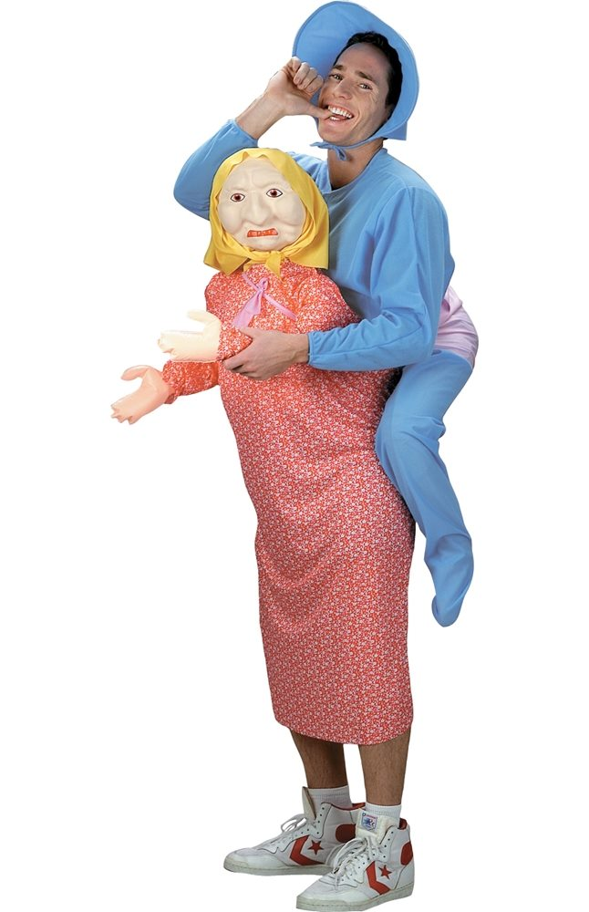 Picture of But Mommy I Don't Want To Grow Up Adult Costume