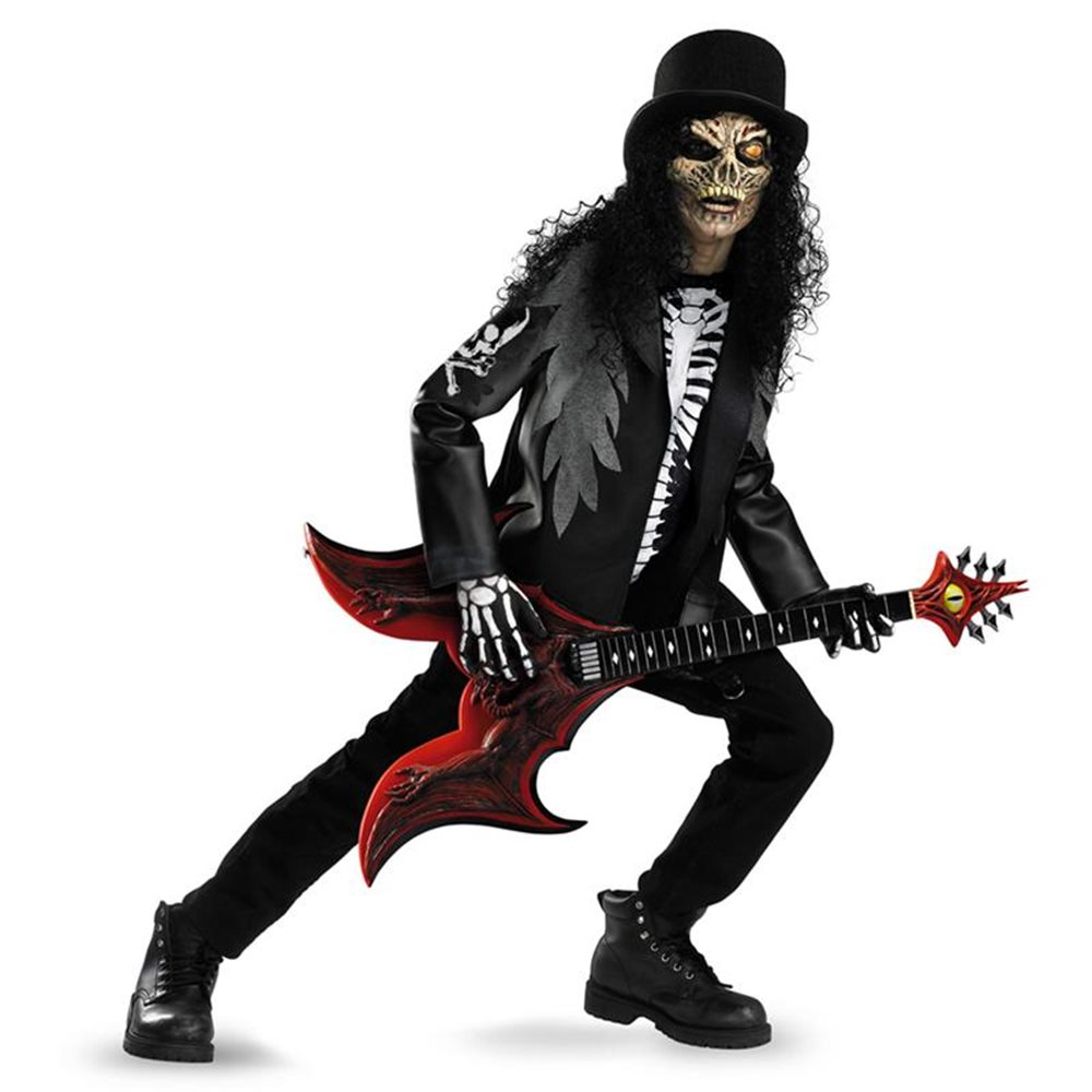 Picture of Rot N' Rockers Cryptic Rocker Child Costume