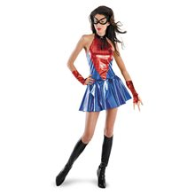 Picture of Women of Marvel Collection Spider-Girl Sassy Deluxe Costume