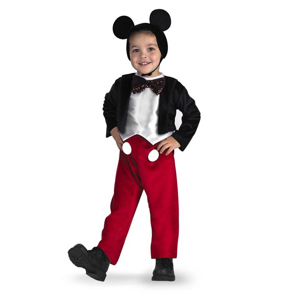 Picture of Mickey Mouse Deluxe Child Costume