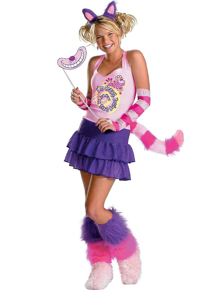 Picture of Cheshire Cat Teen & Adult Womens Costume