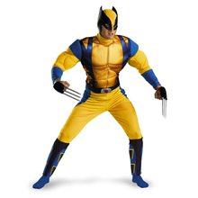 Picture of X-Men Origins: Wolverine Origins Classic Muscle Adult Mens Costume