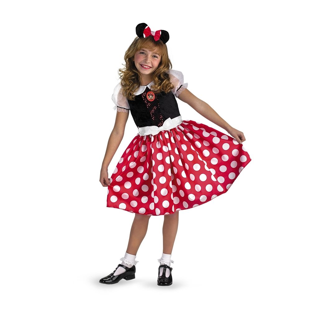 Picture of Minnie Mouse Classic Child Costume