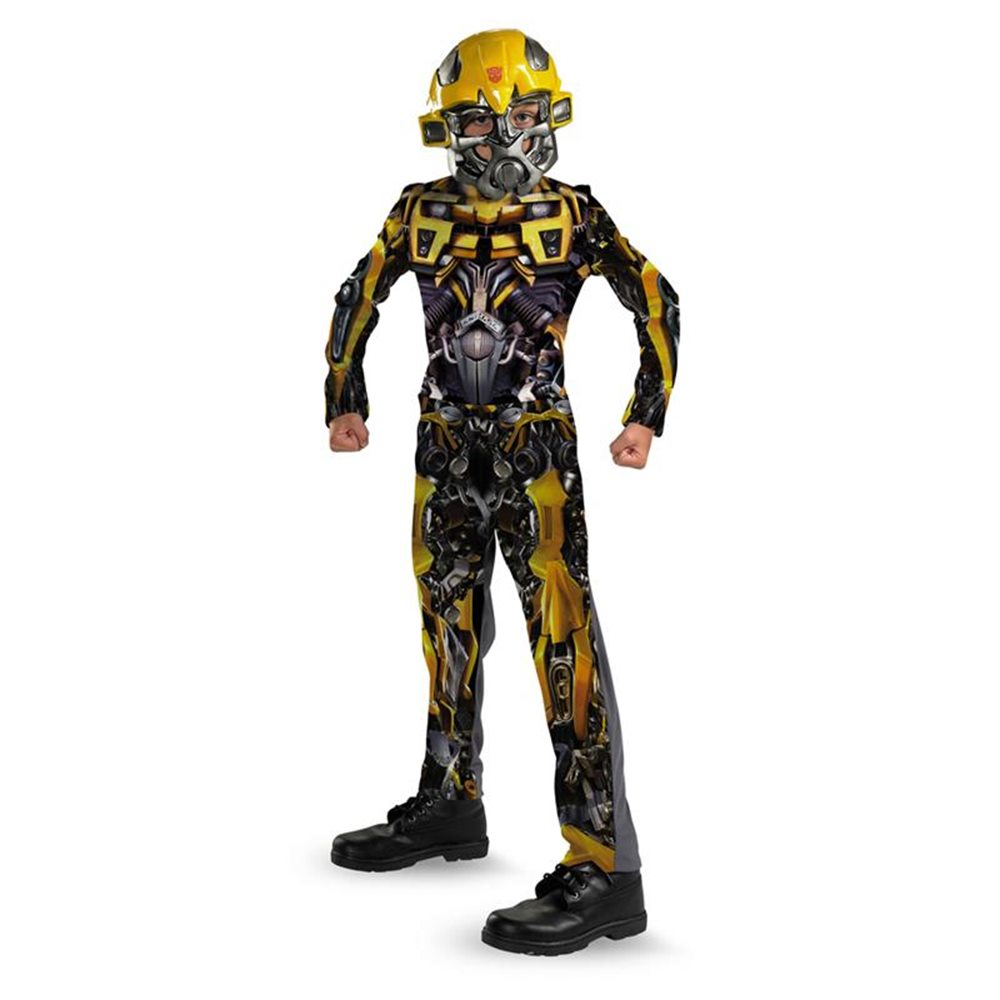 Picture of Transformers: Revenge of the Fallen Bumblebee Movie Classic Child Costume