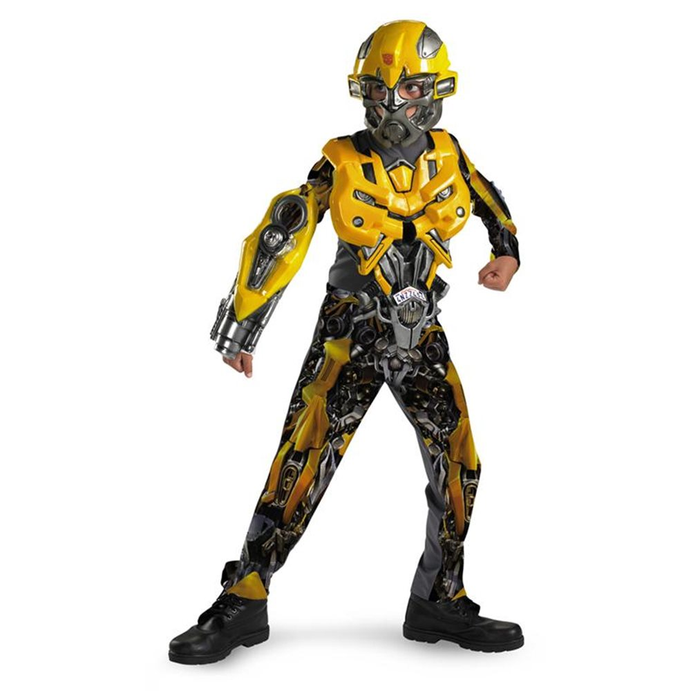 Picture of Transformers Bumblebee Movie Deluxe Child Costume