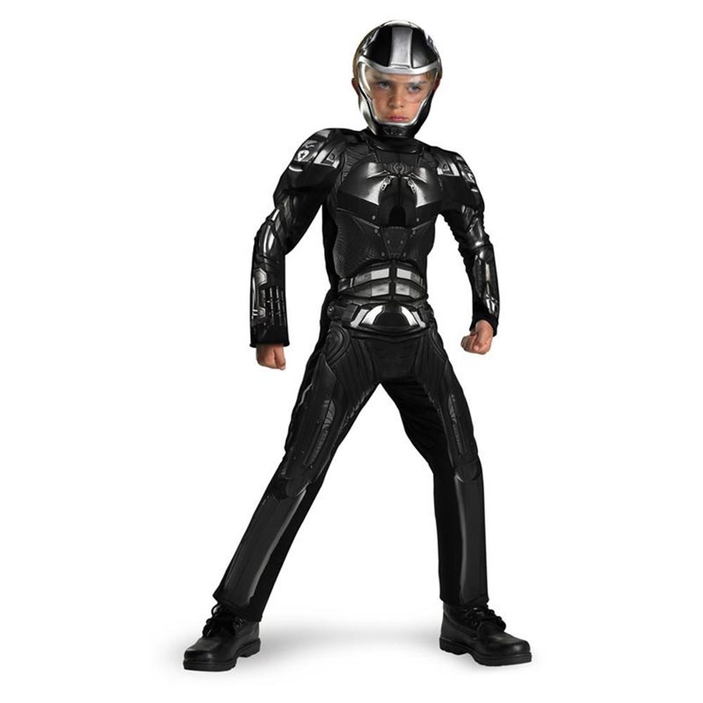 Picture of G.I. Joe Movie: The Rise of Cobra Duke Classic Muscle Child Costume