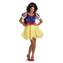 Picture of Snow White Sassy Adult Prestige Costume