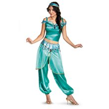 Picture of Jasmine Deluxe Adult Womens Costume