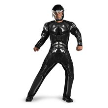Picture of G.I. Joe Movie: The Rise of Cobra Duke Classic Muscle Adult Costume