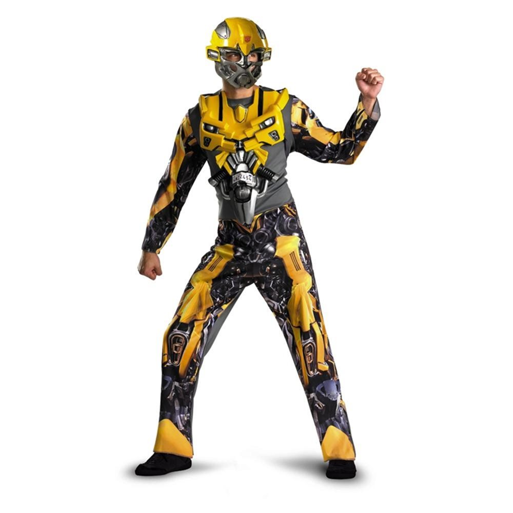 Picture of Transformers: Revenge of the Fallen Bumblebee Movie Deluxe Adult Costume