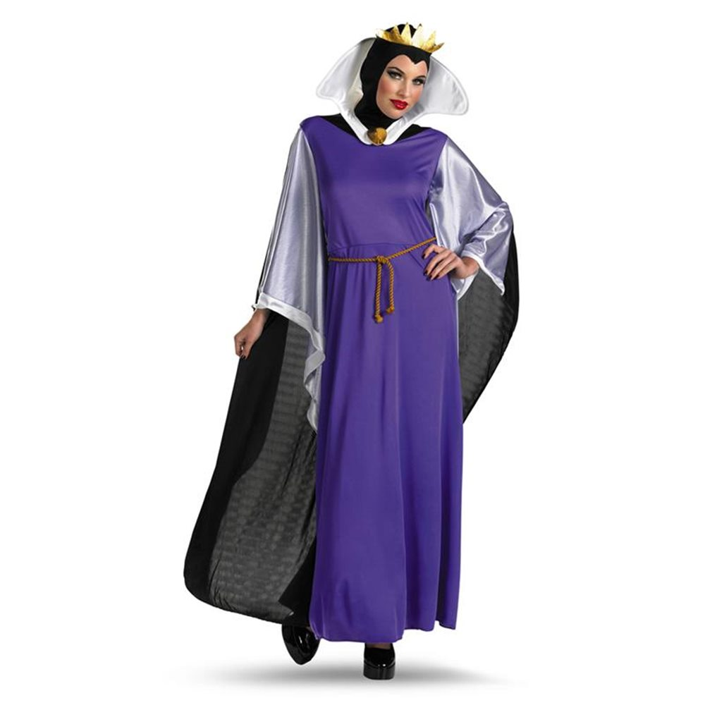 Picture of Snow White Evil Queen Deluxe Costume